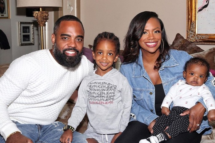Kandi Burruss Joins Her Husband Todd Tucker In Praising Their Son, Ace