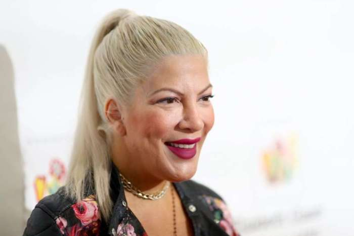 Tori Spelling Says She Watched A Man Fire A Machine Gun At A Hotel