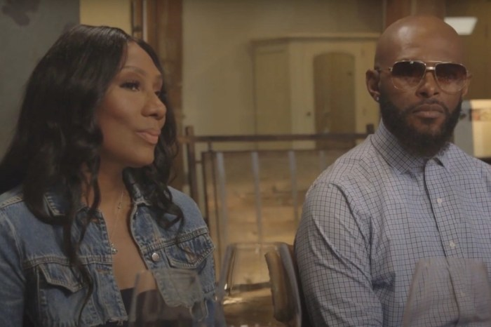 Towanda Braxton's Mom And Sister Find Out She's Engaged Through TMZ