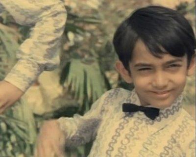 Image result for aamir khan childhood images