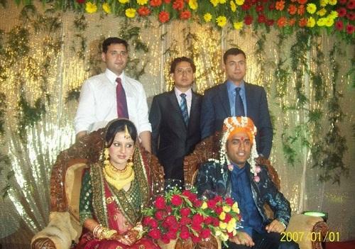 Mahendra Singh Dhoni family, childhood photos | Celebrity ...