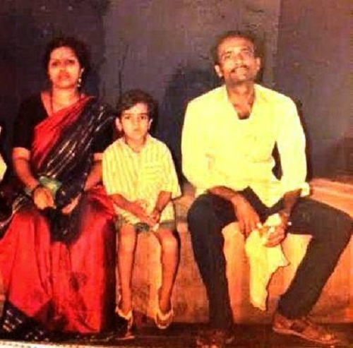 Rohit Sharma family, childhood photos | Celebrity family wiki
