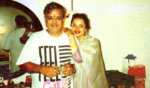 Telugu Veteran Actress Savithri Rare Stills: Rekha Family, Childhood Photos – Actress