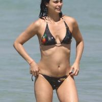Morena Baccarin in Bikini Photos 02/03/2019