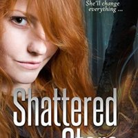 Shattered Stars (Broken Skies #3) by Theresa Kay