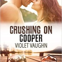 Crushing on Cooper (Camp Firefly Falls #3) by Violet Vaughn