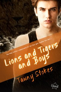 Lions and Tigers and Boys by Tawny Stokes