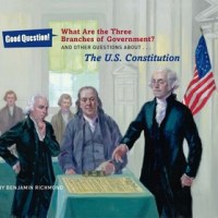 What Are the Three Branches of the Government?: And Other Questions About the U.S. Constitution by Benjamin Richmond