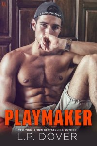 Playmaker (Breakaway #3) by L.P. Dover