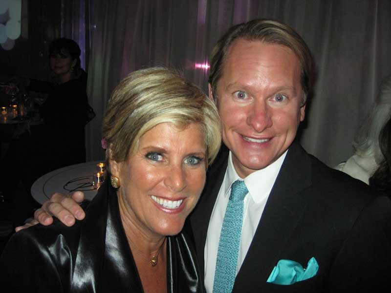 Suze Orman Living A Rich And Satisfying Life Celebrity