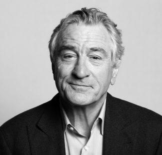 Robert De Niro Headshot