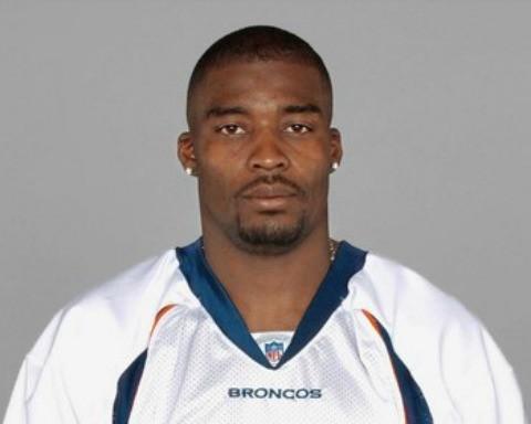 Former Denver Broncos receiver Rod Smith.