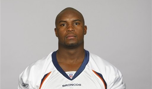 Onetime Broncos linebacker D.J. Williams.