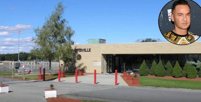 FCI Otisville, Mike Sorrentino