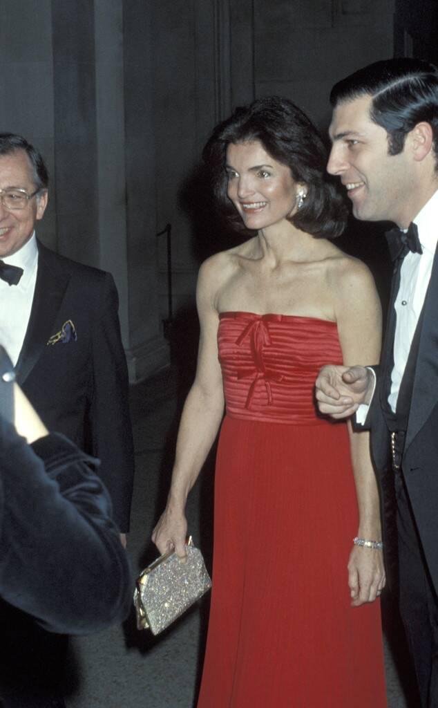 Jackie Onassis, Carl Katz
