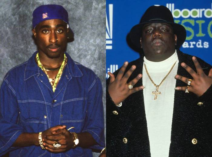 Tupac Shakur, Notorious BIG, Christopher Wallace, 90s Scandals