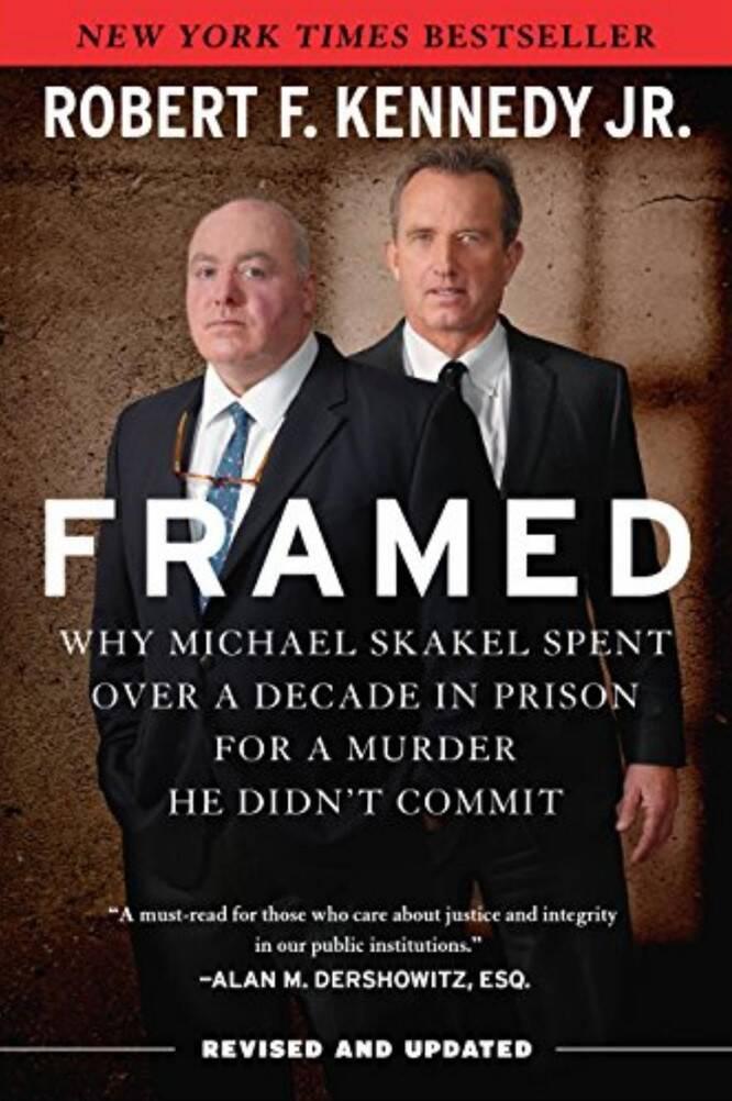 Framed by Robert F. Kennedy Jr., Martha Moxley Murder