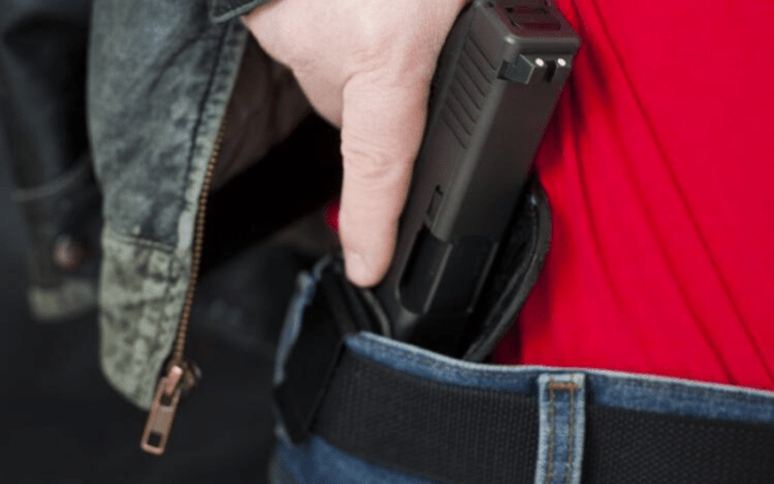Can a Felon Get a Concealed Carry Permit Restore