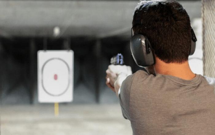 Can A Felon Go To A Shooting Range Can