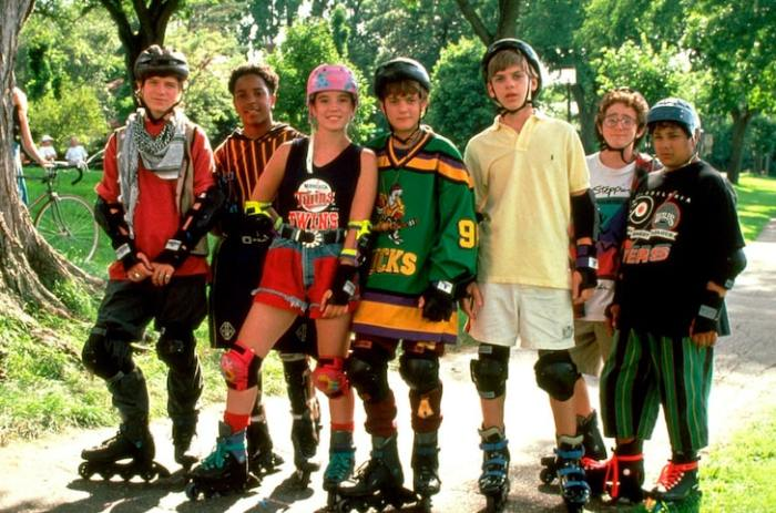'Mighty Ducks' Cast -- Then And Now!