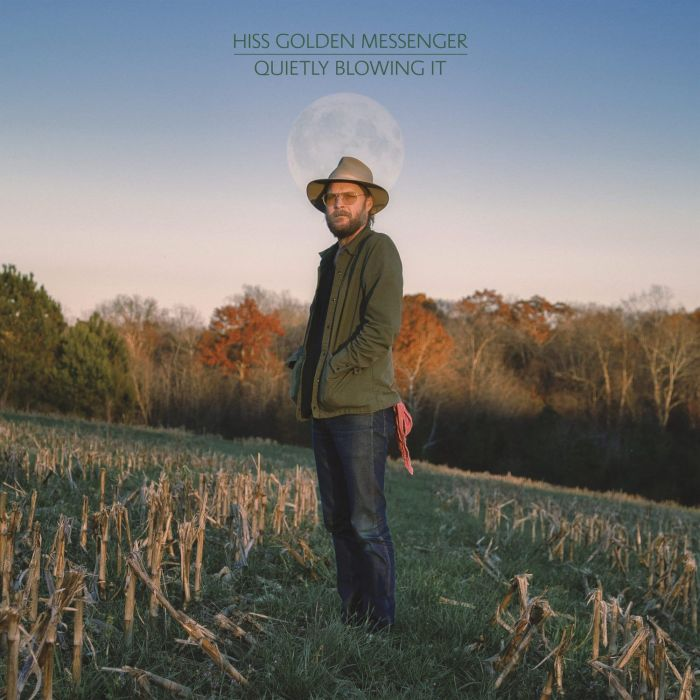 Hiss Golden Messenger quietly blowing it new album release album artwork if it comes in the morning