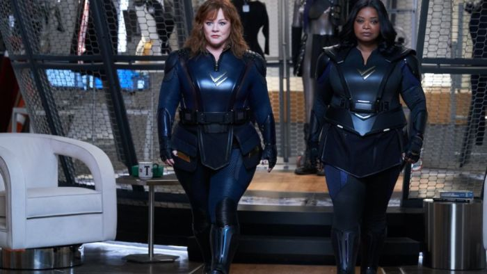 Netflix's Thunder Force Isn't Super, But It's Alright: Review