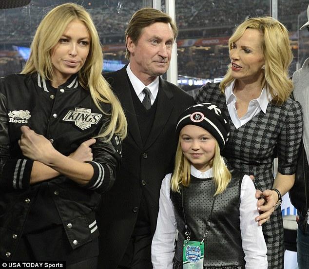 Wayne Gretzky Daughter Emma