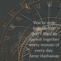 Anne Hathaway: On Being Human