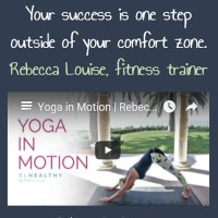Rebecca Louise on Success