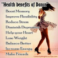 The Health Benefits of Dance