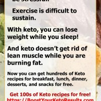 Does Keto Work Without Exercise?