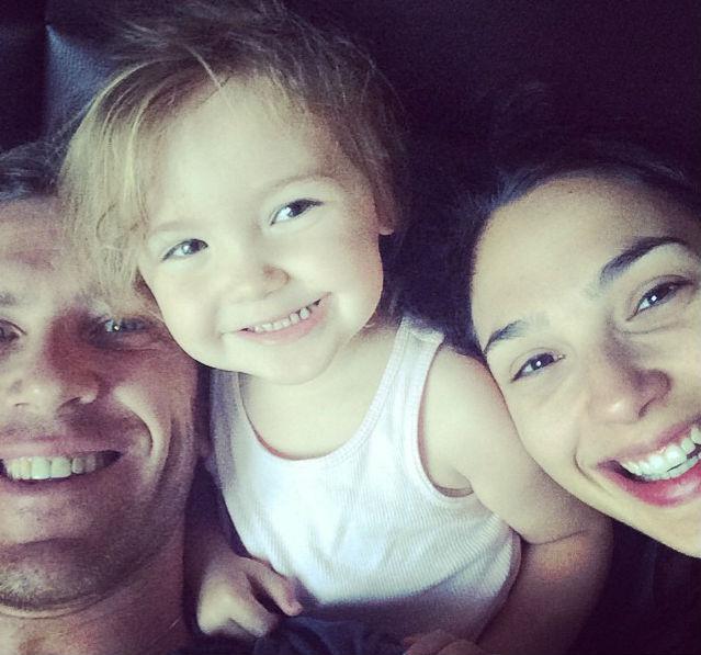 Yaron Versano family: Wife and daughter