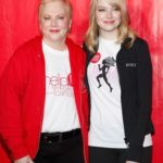 Emma stone and her mother