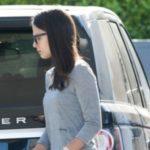 Jordana Brewster 's car Range Rover