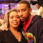 Ludacris and his mother