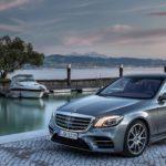 Mercedes-Benz S-Class car image.