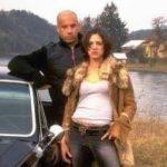 Vin Diesel and Asia Argento image.Vin Diesel and Asia Argento image.