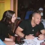 Vin Diesel and Summer Altice image.