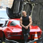 vin diesel and Chevrolet Corvette image.