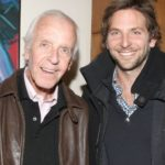 Bradley Cooper and his father