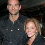 Bradley Cooper with his mom Gloria