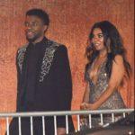 Chadwick Boseman dated Regina Hall