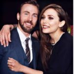Elizabeth Olsen dated Chris Evans