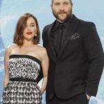 Emilia Clarke dated Jai Courtney