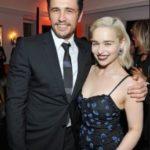 Emilia Clarke dated James Franco