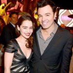 Emilia Clarke dated Seth MaC Farlane