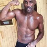 Idris Elba Body measurements