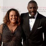 Idris Elba with his Ex wife Sonya Nicole Hamlin