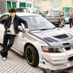Mitsubishi Lancer Evolution IX Jackie Chan Special Edition Image.