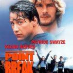 Point Break(1991) movie poster